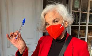 """""""Deber cívico cumplido"""": famosos chilenos compartieron su participación en las elecciones de gobernadores regionales"""