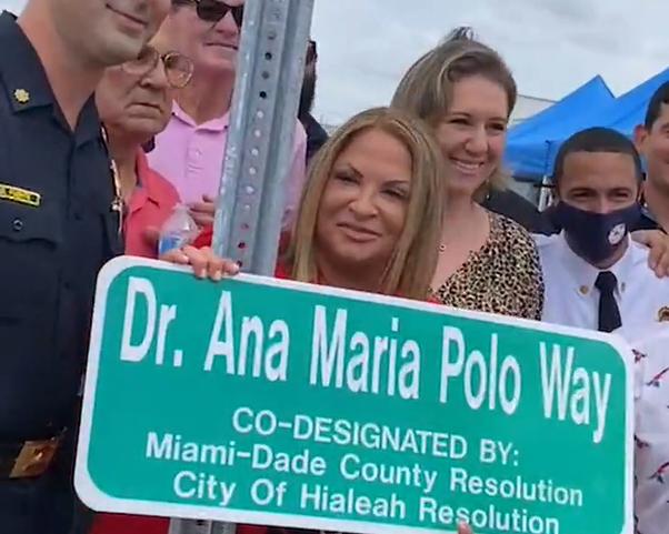 Ana Maria Polo Way, Florida, Estados Unidos