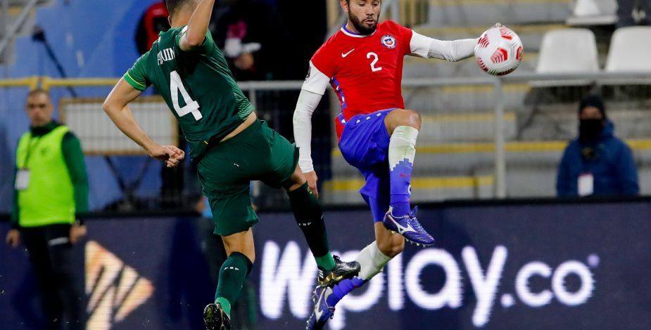 La Roja ganó a Bolivia con gol de Ben Brereton