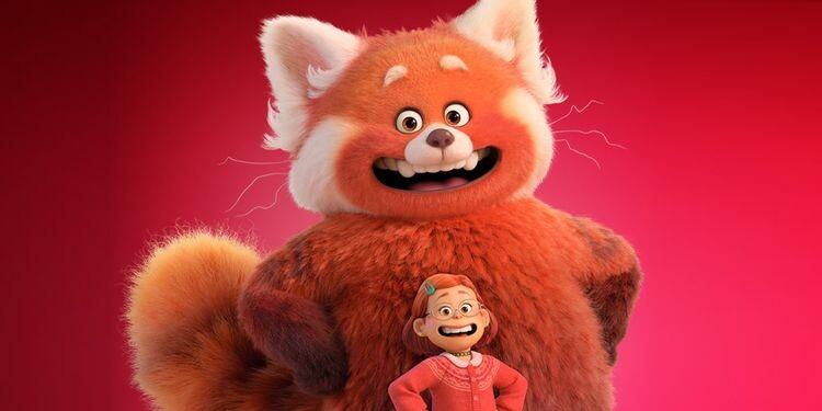 """""""Red"""": La nueva producción de Disney y Pixar ya tiene poster y tráiler"""
