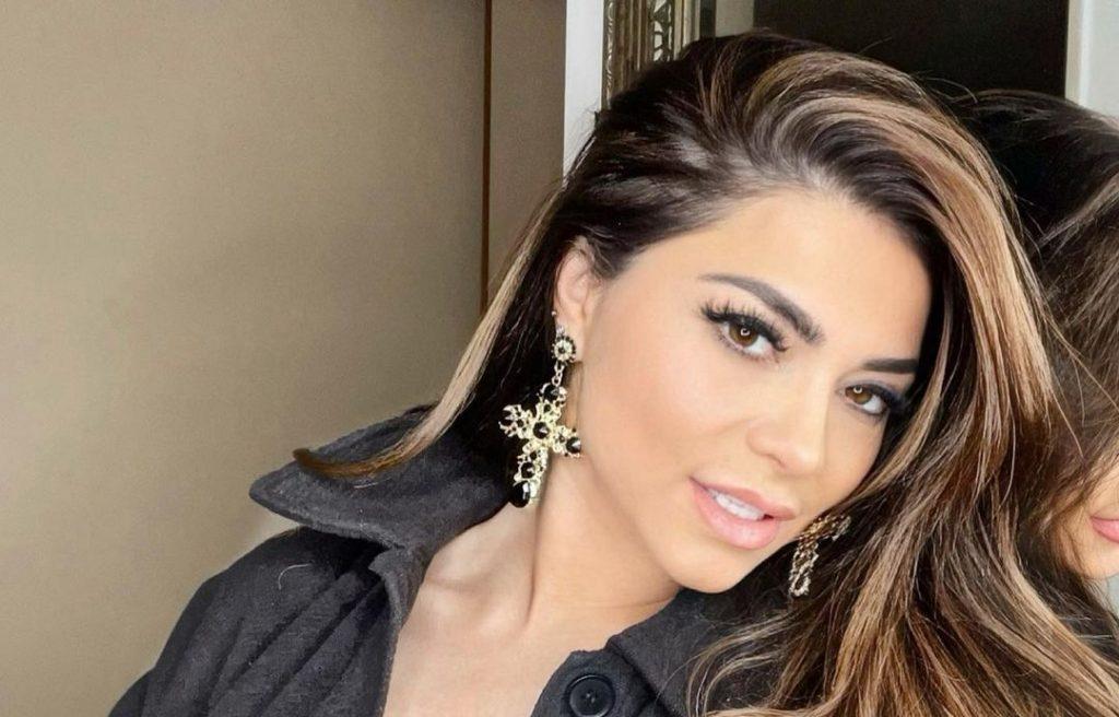 """Antonella Ríos reveló detalles de cirugía a sus ojos: """"Por eso me tapaba, para no asustar al público"""""""