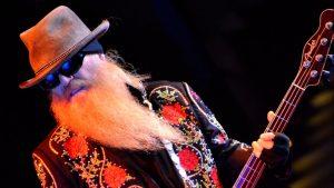 Duelo en el mundo del rock: a los 72 años murió Dusty Hill, bajista de ZZ Top