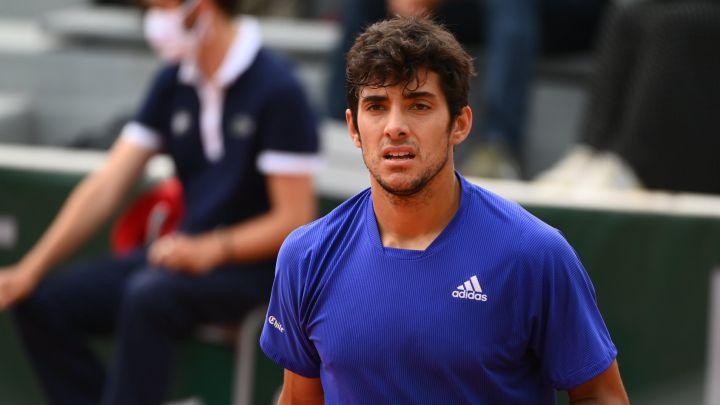 Cristian Garin ya tiene horario para enfrentar los cuartos de final del ATP de Gstaad