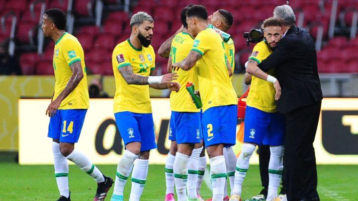 Brasil definió formación para medirse ante la Roja en los cuartos de final  de la Copa América