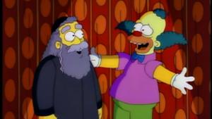 Murió Jackie Mason, legendario comediante que le dio su voz al padre de Krusty, el payaso