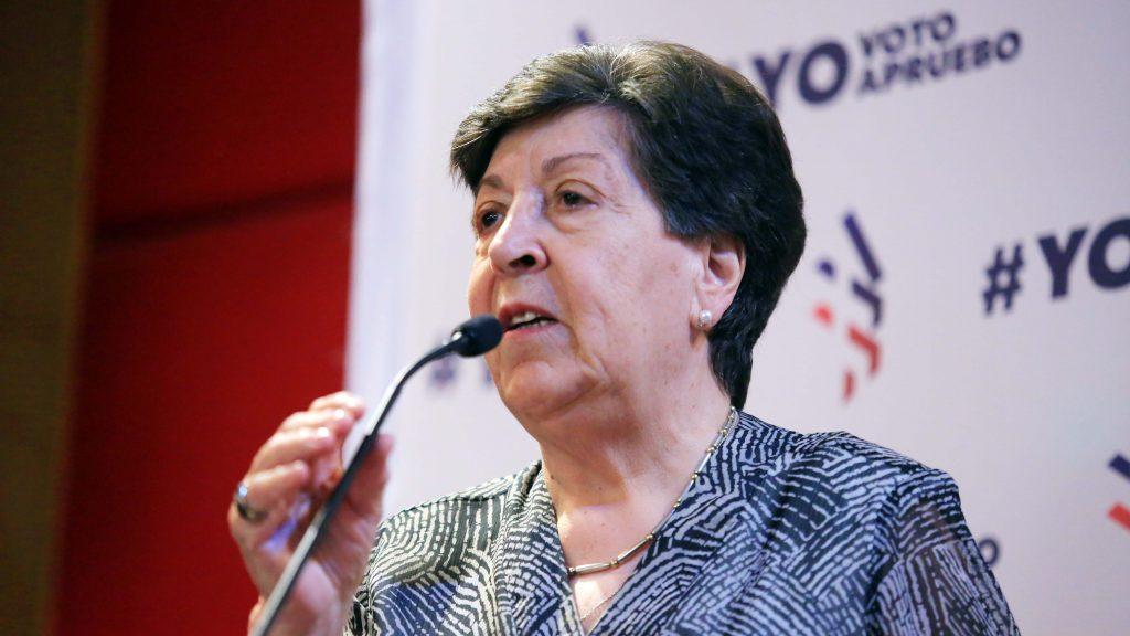 """Carmen Frei y candidatura de Yasna Provoste: """"No sólo se trata de una mujer líder, representa la buena política"""""""
