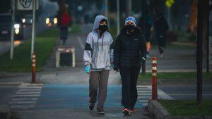 Ola de frío otra vez: Meteorología emitió alerta de heladas en la zona central del país