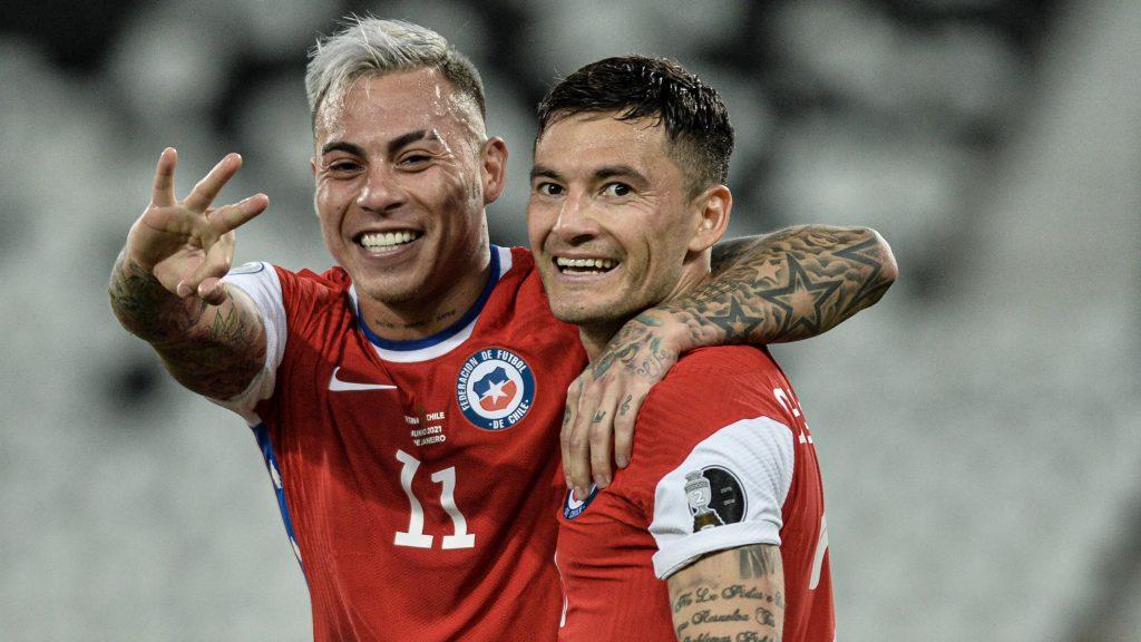 """Eduardo Vargas: """"Tengo la ilusión de ir a otra Copa América y quedar en la historia como máximo goleador del torneo"""""""