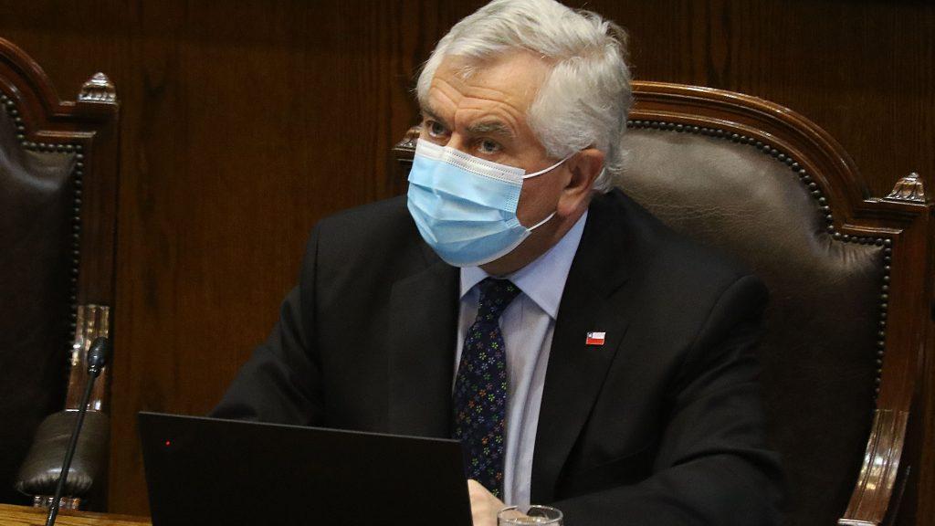 EN VIVO   Interpelación al ministro Enrique Paris: Síguela en directo desde la Cámara de Diputados