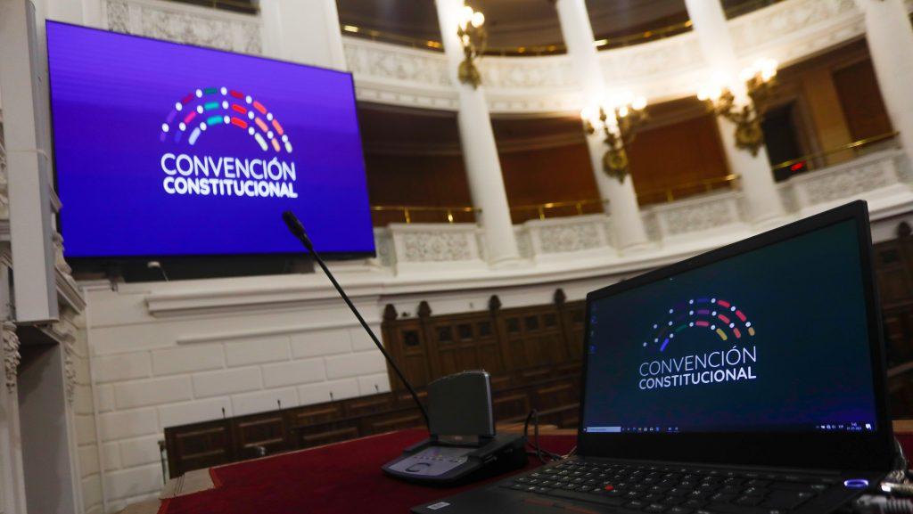 Puente Social - octavo capítulo de la tercera temporada: La instalación de la Convención Constitucional