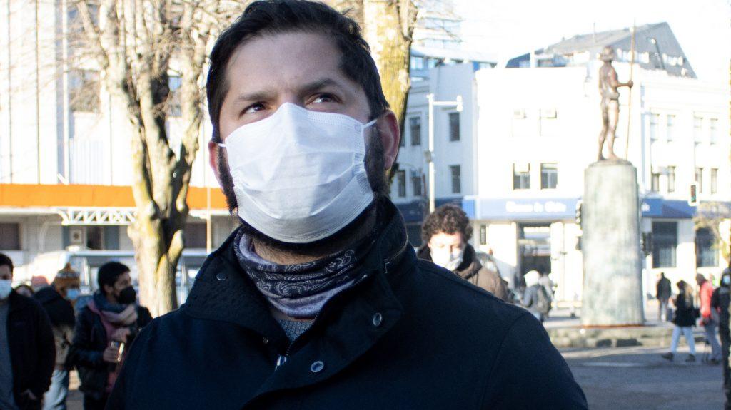 """""""Es verdad que comía papel"""": El """"secreto"""" de Gabriel Boric para liberar tensiones"""