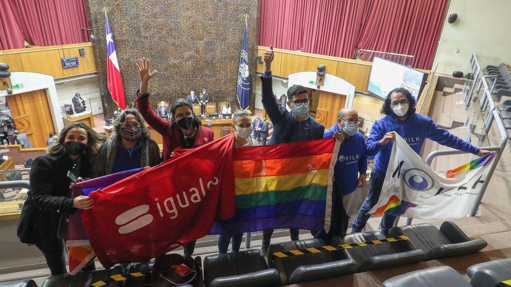 """Directora ejecutiva de Fundación Iguales: estaremos atentos """"para que el proyecto de matrimonio igualitario avance a la Cámara Baja"""""""