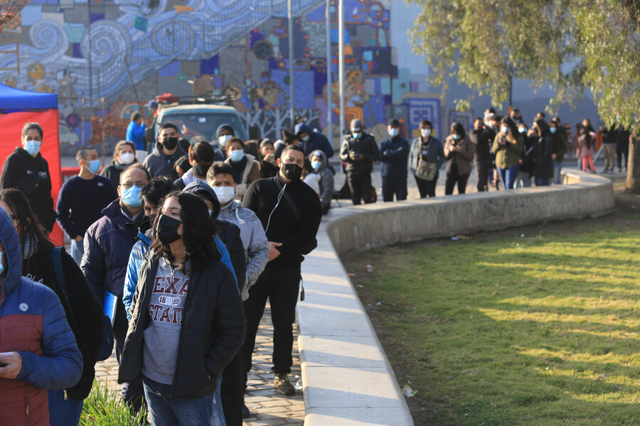 Covid-19 en Chile: Minsal confirmó 1.446 casos en las últimas horas, llegando a 1.609.177
