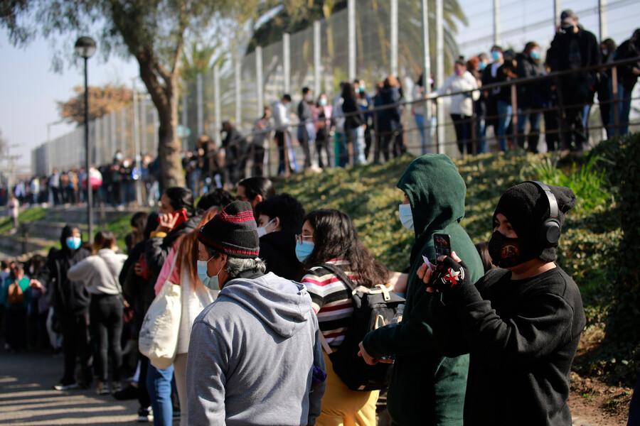 Covid-19 en Chile: Minsal confirmó 1.407 casos en las últimas horas, llegando a 1.607.749