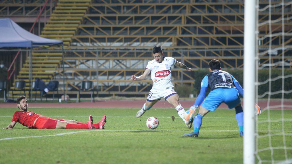 Deportes Melipilla remontó el marcador e igualó con Unión La Calera en La Pintana