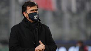Gustavo Quinteros lamentó el empate ante Audax y no ocultó su molestia por la partida de Martín Rodríguez