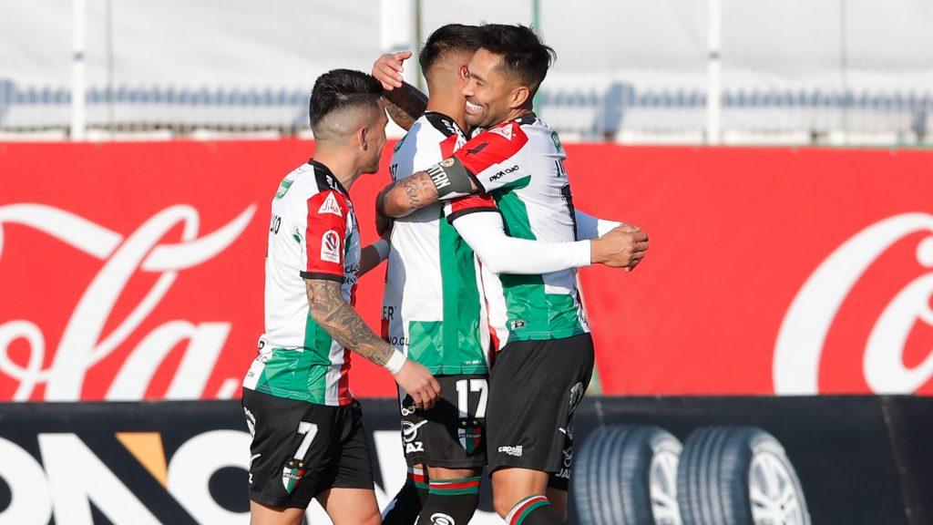 Palestino derrotó a Santiago Wanderers en La Cisterna y lo hundió aún más en el Torneo Nacional 2021