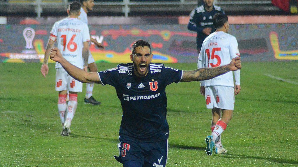 Universidad de Chile sigue en racha y terminó dando vuelta el marcador ante Curicó Unido en La Granja