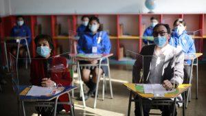 Oficial de Educación de Unicef Chile aseguró que hay condiciones básicas para retorno presencial a clases