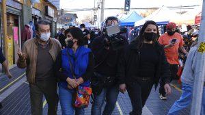 """""""Una situación desagradable"""": Yasna Provoste hizo sus descargos tras ser increpada en feria de Puente Alto"""