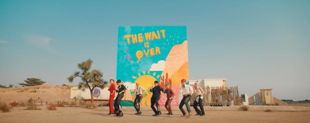 """Permission to dance"": BTS estrenó nuevo single escrito con Ed Sheeran"