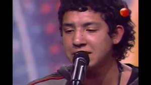 Así fue el casting de Claudio Valdés, El Gitano, en Talento Chileno