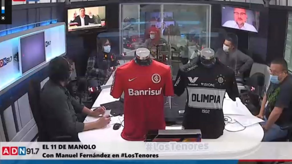 El equipo de Manolo: El once de las golosinas