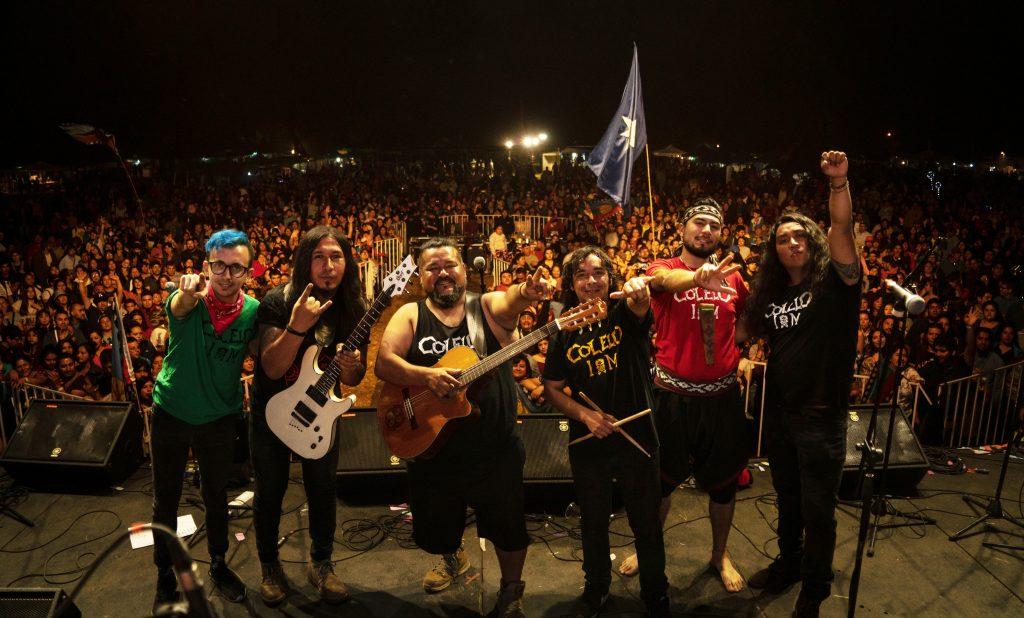 """Colelo Identidad Mapuche lanza """"We Rüpü"""": rock progresivo desde La Araucanía"""