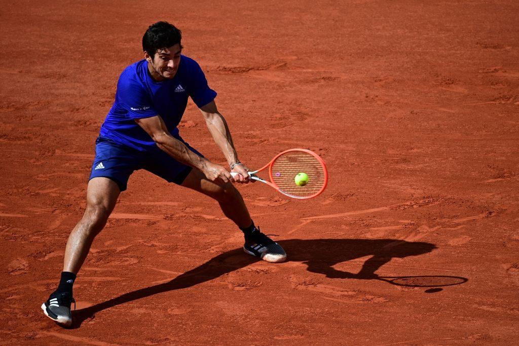 Cristian Garín dio batalla pero Hugo Gastón lo eliminó del ATP 250 de Gstaad