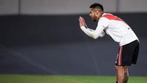 Gran definición: Paulo Díaz marcó un gol en victoria de River Plate sobre Unión en el fútbol argentino