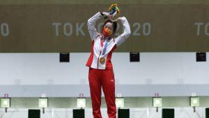 China lidera el medallero tras el primer día de actividad en los Juegos Olímpicos de Tokio