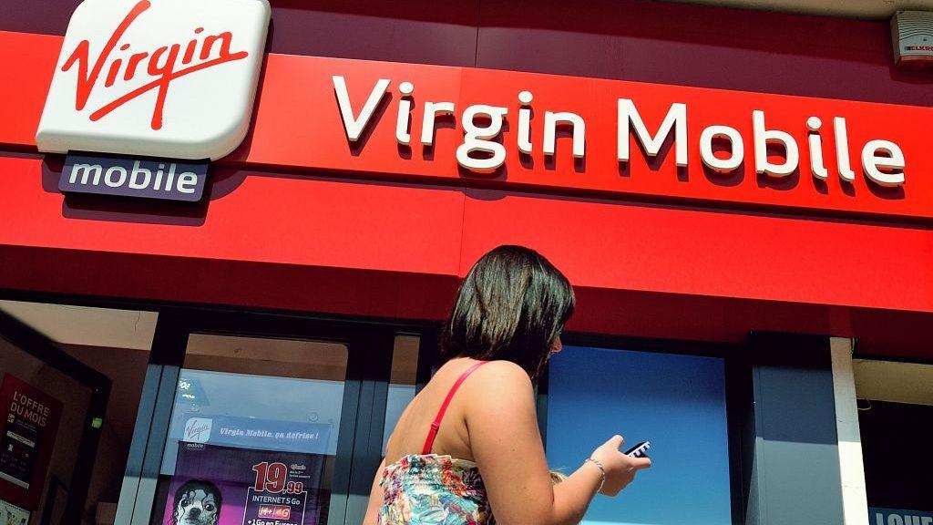 Usuarios de Virgin reportan caída en servicio de la compañía telefónica