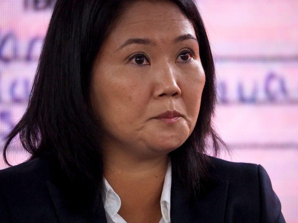 Justicia de Perú analizará a fines de agosto si abre juicio contra Keiko Fujimori