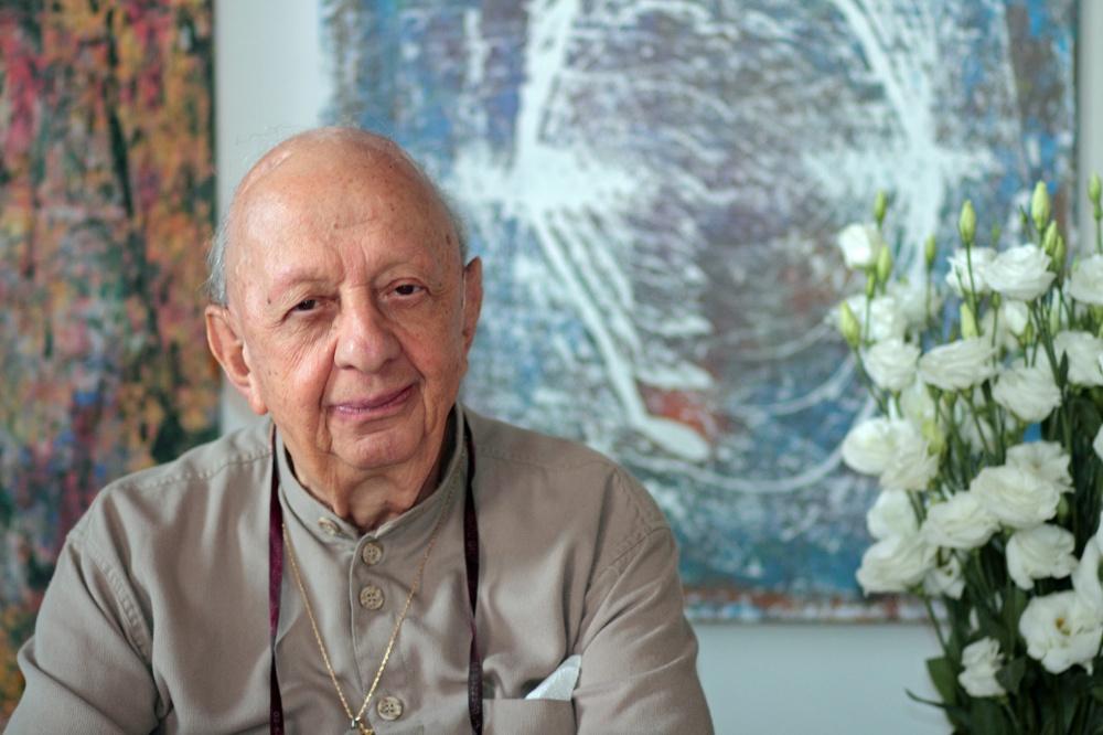 90 años de León Schidlowsky, un compositor chileno fundamental