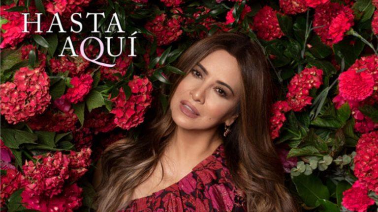 """Myriam Hernández estrena """"Hasta Aquí"""", su primer single en una década"""