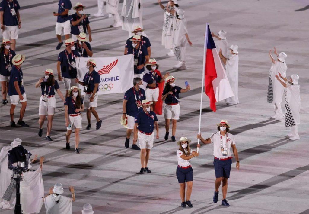 Los horarios de la participación de Chile en los Juegos Olímpicos este viernes