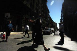 Pronóstico del tiempo para este lunes 27 de septiembre en Chile: temperaturas primaverales y chubascos aislados en el extremo sur