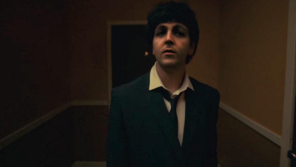 """Paul McCartney rejuveneció en el video de """"Find my way"""" junto a Beck"""