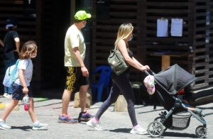 Bono por Hijo, madres e hijos