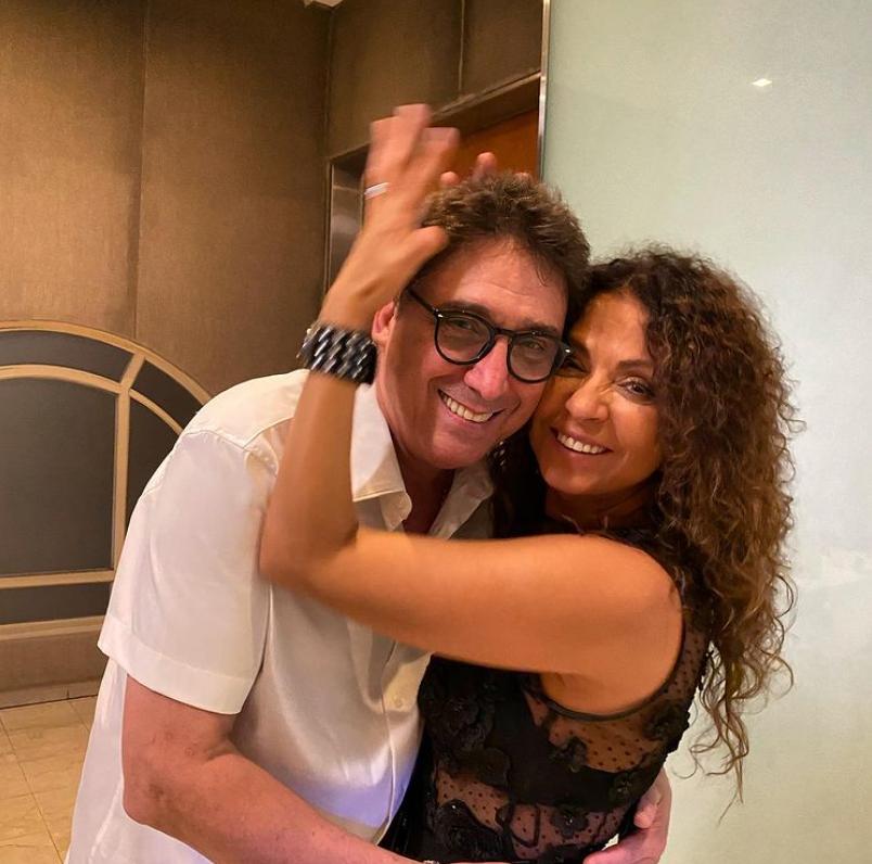 Óscar Mediavilla y Patricia Sosa | Instagram