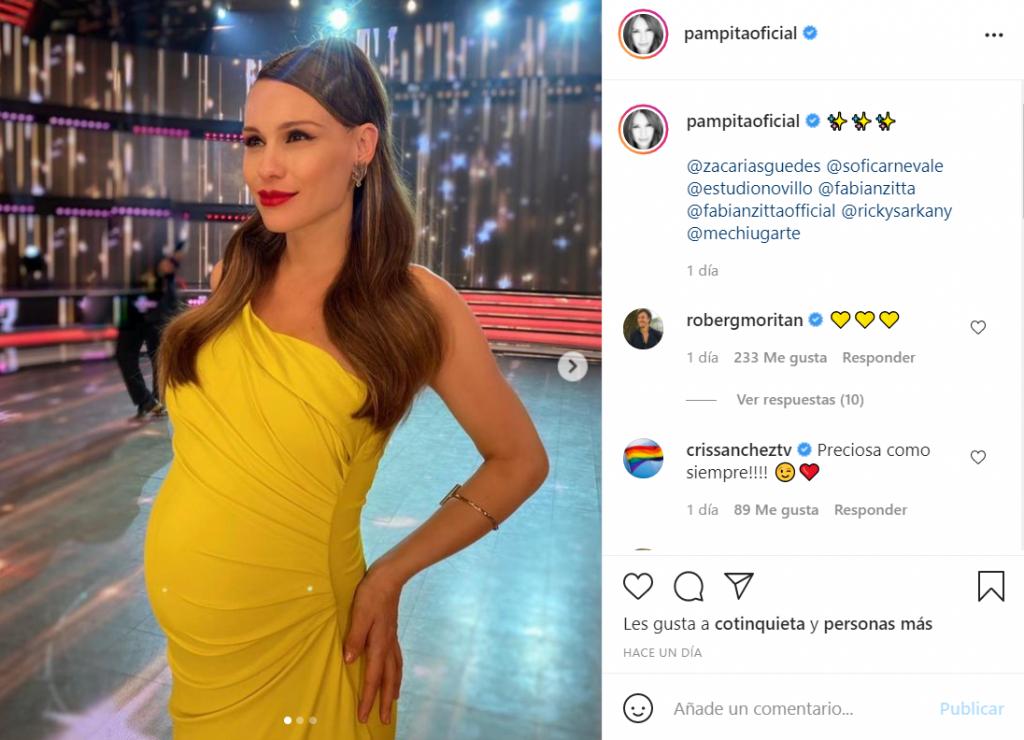 Pampita | Instagram