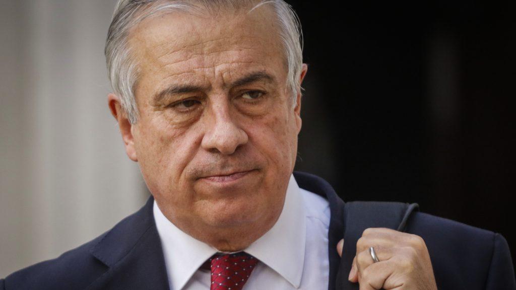 Presidente de RN confirmó candidatura senatorial de exministro Jaime Mañalich