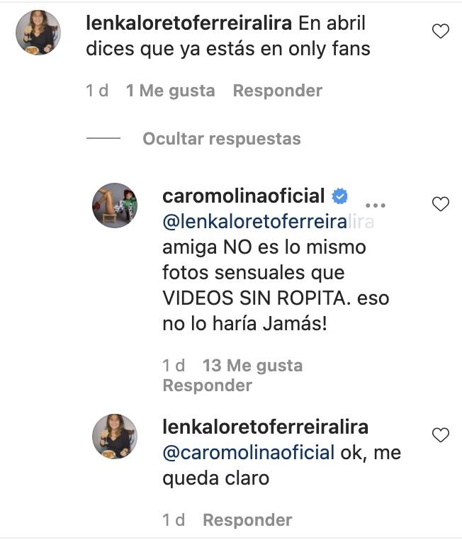 """La Rancherita denunció hackeo a su Instagram: ofrecían videos """"sin ropa"""""""