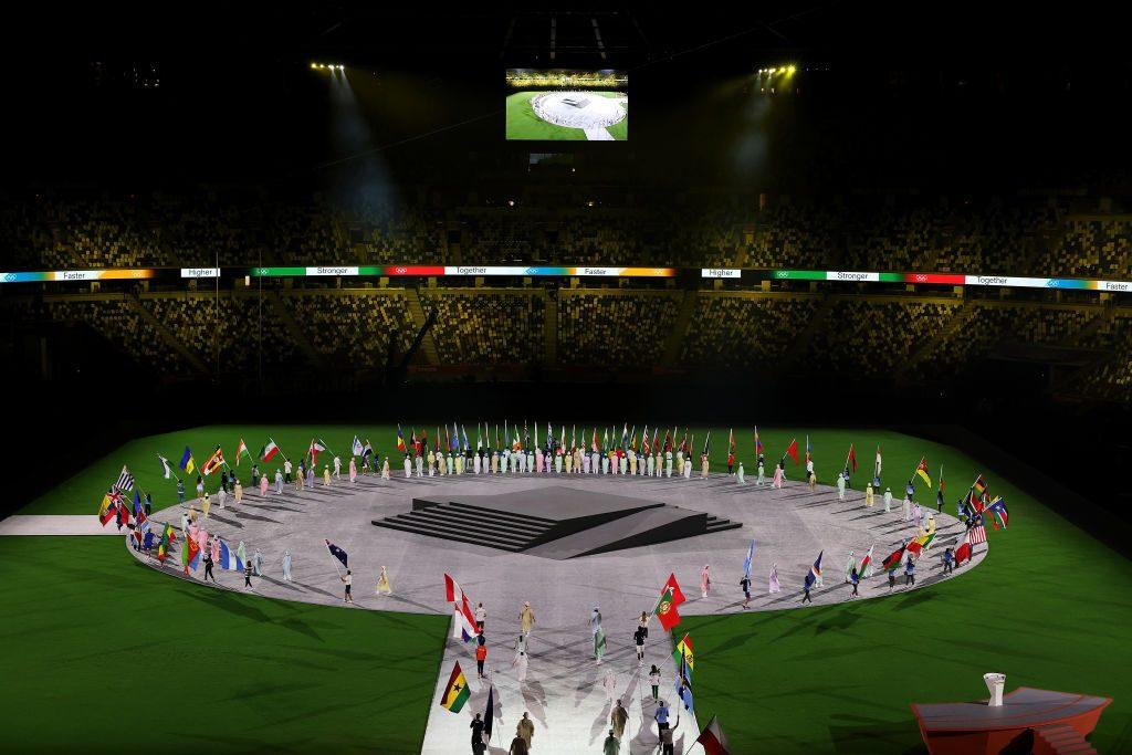 Ceremonia Clausura Juegos Olímpicos Tokio 2020