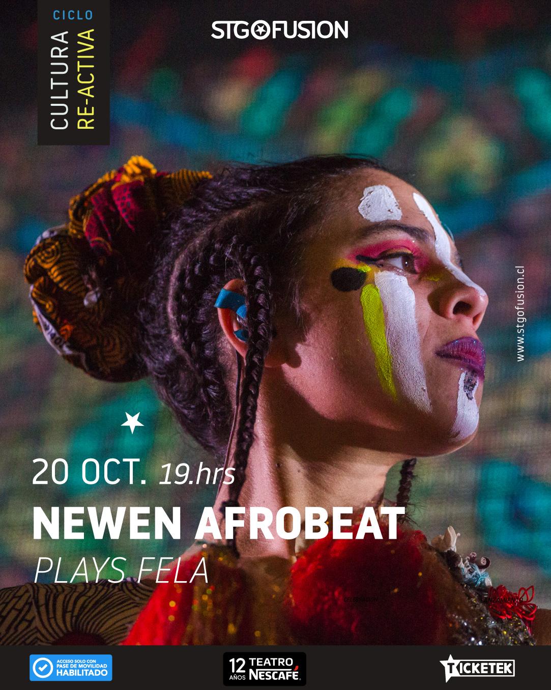 Newen Afrobeat.