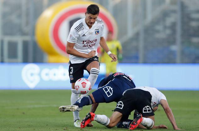 """Miiko Albornoz: """"Creo que intentamos jugar parecido a como era en Alemania. Me gusta como juega Colo Colo"""""""