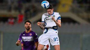 El Inter tuvo una gran remontada ante la Fiorentina en la Serie A con Alexis Sánchez ingresando en el segundo tiempo