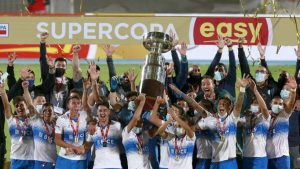 Finalmente será Ñublense el rival de Universidad Católica en la Supercopa 2021