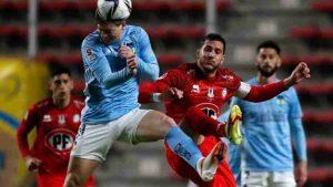 Unión La Calera venció con contundencia a O'Higgins y le quedó pisando los talones a Colo Colo por el liderato del Campeonato Nacional