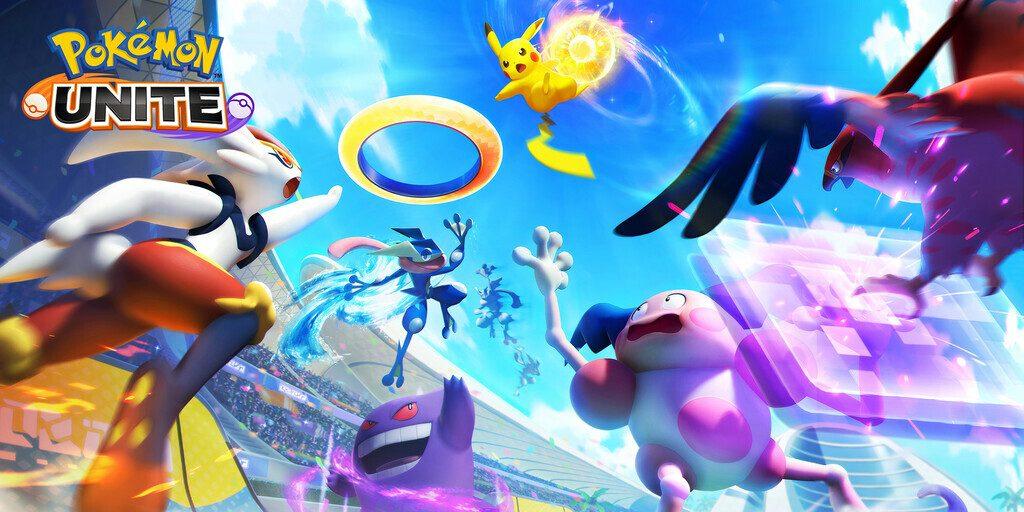 Para IOS y Android: Pokémon Unite llega este miércoles a dispositivos móviles